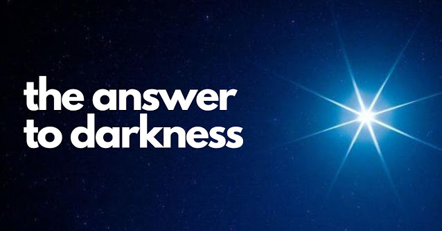 The Answer to the Darkness