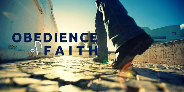Faith Obeys – Doubt Disobeys