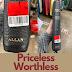 Priceless/Worthless