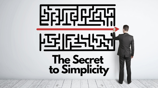 The Secret to Making Complexity Simple